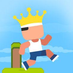 世界皇冠跨栏跳跃游戏