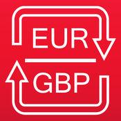 转换英镑为欧元 - 汇率单位换算