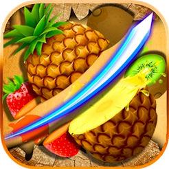 切西瓜切水果游戏.