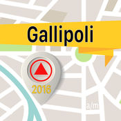 Gallipoli 离线地图导航和指南