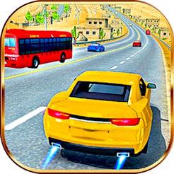 汽车公路赛车速度激情狂飙.