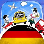 德语字典 - 带有抽认卡和母语发音的免费离线短语手册 3.1