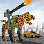 豹警察机器人变压器2017年