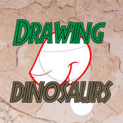 如何逐步绘制恐龙