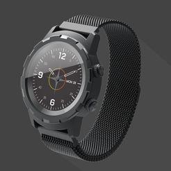 Hybrid Watch+