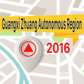 Guangxi Zhuang Autonomous Region 离线地图导航和指南 1