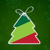 圣诞壁纸背景的应用程序锁主题