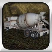水泥运输车游戏