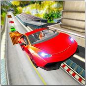 城市汽车特技挑战3D 2