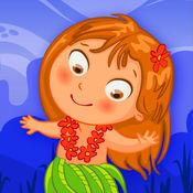 Hula Bubble Magic - FREE -加勒比海夏天冒险 1
