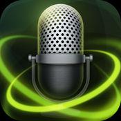 语音和会议录音机为iPad广告免费。最好的录音机。 1