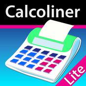 Calcoliner Lite — 卷筒纸打印计算器