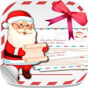 圣诞节快乐贺卡节日祝福语2016 - 照片编辑器贴纸相框