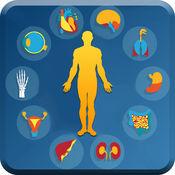 3Dbody解剖图谱-2017人体解剖生理学基础 2
