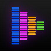 均衡器+ 音量增强器出色的音质效果和可视化器的音乐爱好者