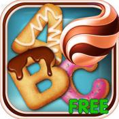 Letter 饼干制作 儿童烹饪游戏 Free