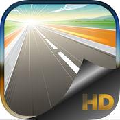 道路壁纸HD - 高速公路背景主题