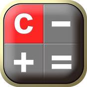 免费的高清计算器°- 流行的科学,抵押,贷款,税收, GPA ,收入,百分比计算器,公式显示和计算纸条备忘