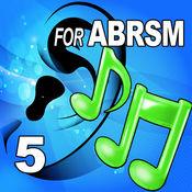 AURALBOOK (ABRSM英国皇家音乐学院第五级用) 2.31