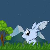 快速跳跃的兔子王 - 最佳的速度运行街机游戏 1.4