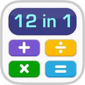 计算器 pro ipad免费版 & 货币 换算器 - Calculator # 5.7