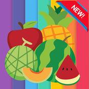 颜色我:玩益智学习着色书页儿童和成人幼儿游戏