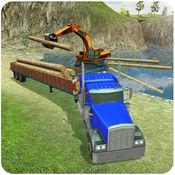 记录卡车模拟3D - 亲18惠勒转运卡车司机模拟
