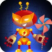 我的惊人的改造力量的机器人装扮游戏 - 金属工艺传奇英雄拯救版 - 免费游戏
