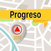 Progreso 离线地图导航和指南 1