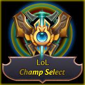 LoL Champ Select - 英雄联盟 Edition
