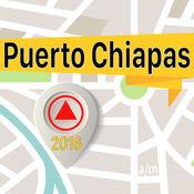 Puerto Chiapas 离线地图导航和指南