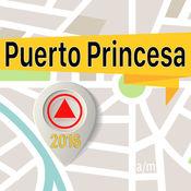 普林塞薩港 离线地图导航和指南 1