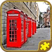 伦敦拼图游戏
