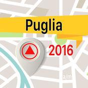 普利亚 离线地图导航和指南