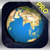 3D 地球仪Pro-互动地球模型,学习地理好助手