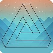 3D视觉错觉解谜:我的纪念碑迷宫碑谷世界密室逃脱游戏
