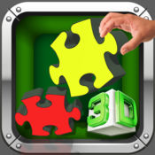 3D拼图游戏收集 – 加入好玩配对游戏挑战为所有年龄