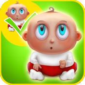 我最好的小宝贝虚拟世界复制并绘制装扮游戏 - 免费应用程序