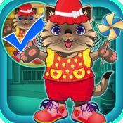 我最好的小小猫,小狗复制和抽奖游戏 - 虚拟世界为孩子课间宠物俱乐部版 - 免费应用程序