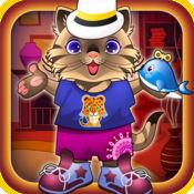 我最好的小小猫,小狗装扮游戏 - 虚拟世界为孩子课间俱乐部版 - 免费应用程序