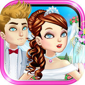 我的新娘装扮沙龙 - 一个有趣的婚礼之日为精品小公主免费游戏