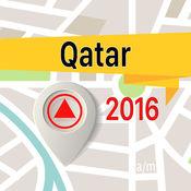 卡塔尔 离线地图导航和指南 1