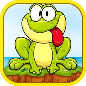 孤独的微型青蛙 - 猎爱策略游戏(免费)