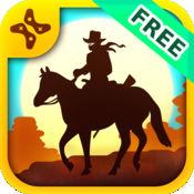 Lone Cowboy Ranger 赛马游戏免费 1.1