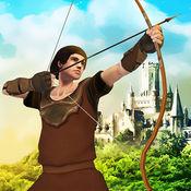 龙皇家弓箭手:释放被绑架的公主