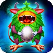 我好奇的世界妖怪装扮俱乐部游戏 - 广告的免费应用