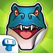 My Dino Album - 恐龙专辑游戏