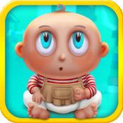 我可爱的小宝宝护理换装俱乐部 - 虚拟欢乐世界婴儿游戏版 - 广告的免费应用