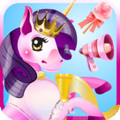我可爱的小魔法公主小马麒麟游戏