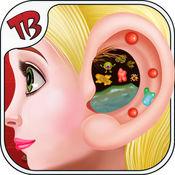 我的耳朵医生沙龙及小博士医院和换装游戏